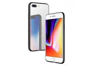 Ochranný kryt pro iPhone 7 PLUS / 8 PLUS - HOCO, Vitreous Shadow Silver