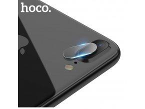 Ochranné tvrzené sklo na čočku zadní kamery iPhone 7 PLUS / 8 PLUS - Hoco, Lens Glass 2ks