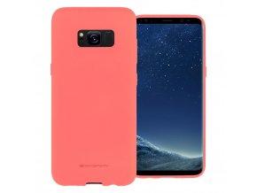 Pouzdro / kryt pro Samsung Galaxy S8 - Mercury, Soft Feeling Pink
