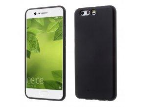 Pouzdro / kryt pro Huawei P10 - Mercury, Soft Feeling Black