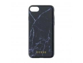 Ochranný kryt pro iPhone 7 / 8 - Guess, Marble Black