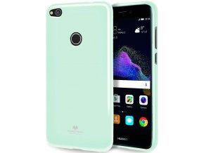 Pouzdro / kryt pro Huawei P8 LITE / P9 LITE (2017) - Mercury, Jelly Mint