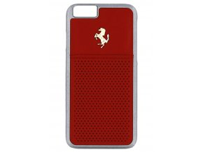 Ochranný kryt pro iPhone 5 / 5S / SE - Ferrari, GTB Back Red
