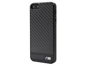 Ochranný kryt pro iPhone 5 / 5S / SE - BMW, MCarbon Black