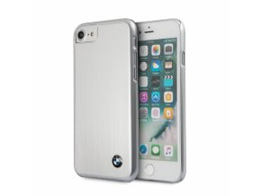Ochranný kryt pro iPhone 8 / 7 / 6s / 6 - BMW, Aluminium Back Black