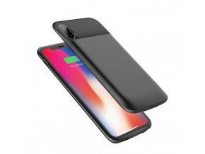 Nabíjecí pouzdro pro iPhone X - ROCK, P41 BATTERY PACK 6000MAH