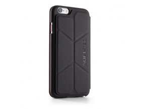 Pouzdro / kryt pro Apple iPhone 6 / 6S - ELEMENTCASE, SOFT-TEC BLACK/RED