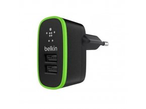 Nabíjecí AC adaptér pro iPhone a iPad - BELKIN, HOME CHARGER 2.1A