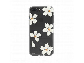 30040 flavr iplate white petals for iphone 6 6s 7 7s black 1