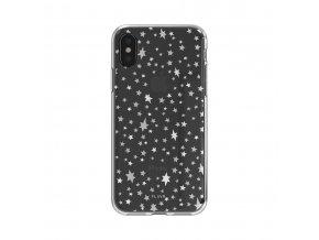 Ochranný kryt pro iPhone X - FLAVR, STARRY NIGHTS