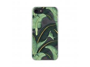 Ochranný kryt pro iPhone 8 / 7 / 6s / 6 - FLAVR, BANANA LEAVES