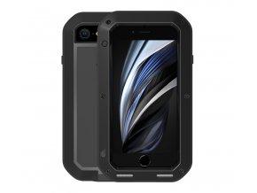 Ochranný kryt pro iPhone 7 / 8 - LOVE MEI, POWERFUL BLACK