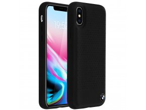 Ochranný kryt pro iPhone XS / X - BMW, Signature Smooth Black
