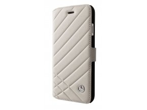 Pouzdro / kryt pro iPhone 8 / 7 / 6S / 6 - Mercedes-Benz, Pattern II Gray