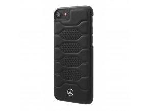 Ochranný kryt pro iPhone 8 / 7 / 6S / 6 - Mercedes-Benz, Pattern Back Black