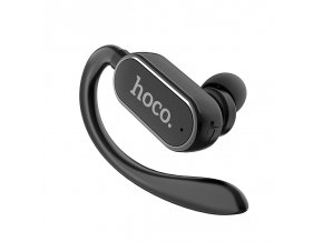 Handsfree do auta - Hoco, E26 Peaceful Black