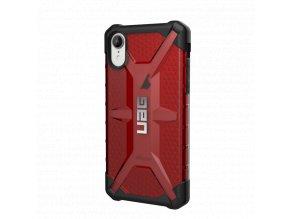 Ochranný kryt pro iPhone XR - UAG, Plasma Magma Red