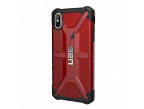 Ochranný kryt pro iPhone XS MAX - UAG, Plasma Magma Red