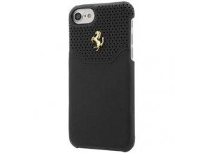 Ochranný kryt pro iPhone 7 / 8 - Ferrari, Lusso Back Black
