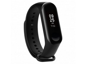 Bluetooth fitness náramek - Xiaomi, Mi Band 3 Black