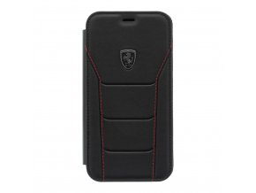 Ochranný kryt / pouzdro pro iPhone XR - Ferrari, Heritage 488 Book Black