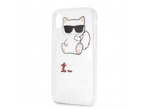 Ochranný kryt pro iPhone XR - Karl Lagerfeld, EatenAppe NoRope