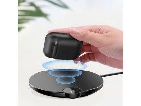Pouzdro s funkcí bezdrátového nabíjení pro sluchátka AirPods - BASEUS, WIRELESS CHARGING CASE