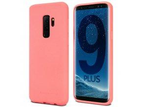 Pouzdro / kryt pro Samsung Galaxy S9 PLUS - Mercury, Soft Feeling Pink