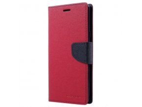 Pouzdro / kryt pro Samsung Galaxy NOTE 9 - Mercury, Fancy Diary HotPink/Navy