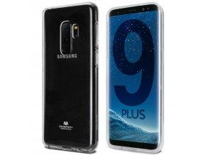Pouzdro / kryt pro Samsung Galaxy S9 PLUS - Mercury, Jelly Transparent