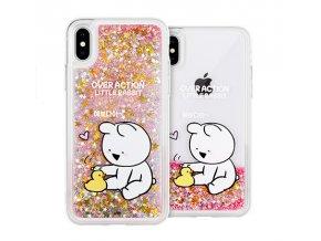 Ochranný kryt pro iPhone 7 / 8 - Mercury, Rabbit Glitter Pretty