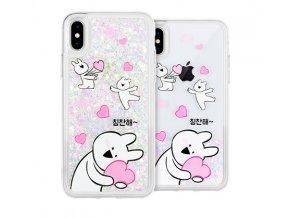 Ochranný kryt pro iPhone 7 / 8 - Mercury, Rabbit Glitter Praise