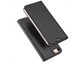 Pouzdro pro iPhone 7 / 8 - DuxDucis, SkinPro Black