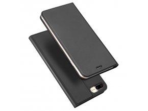 Pouzdro pro iPhone 7 Plus / 8 Plus - DuxDucis, SkinPro Black