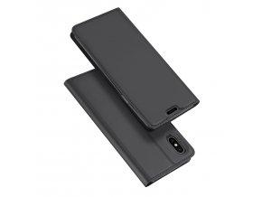 Pouzdro pro iPhone XS MAX - DuxDucis, SkinPro Black