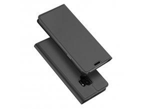 Pouzdro pro Samsung Galaxy S9 - DuxDucis, SkinPro Black