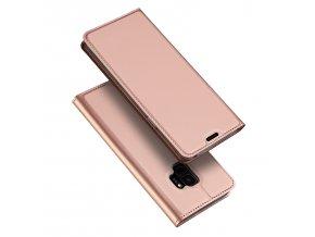 Pouzdro pro Samsung Galaxy S9 - DuxDucis, SkinPro Rose