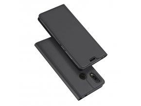 Pouzdro pro Huawei Nova 3 - DuxDucis, SkinPro Black