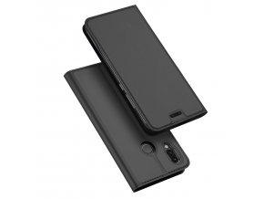 Pouzdro pro Huawei P20 LITE - DuxDucis, SkinPro Black