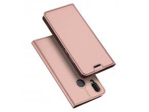 Pouzdro pro Huawei P20 LITE - DuxDucis, SkinPro Rose