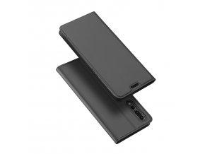 Pouzdro pro Huawei P20 PRO - DuxDucis, SkinPro Black