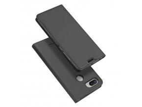 Pouzdro pro Xiaomi Redmi 6 - DuxDucis, SkinPro Black