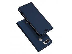 Pouzdro pro Xiaomi Redmi 6 - DuxDucis, SkinPro Blue