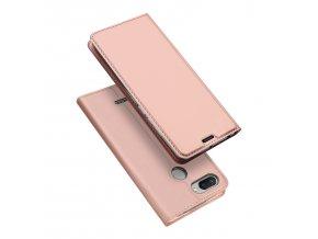 Pouzdro pro Xiaomi Redmi 6 - DuxDucis, SkinPro Rose