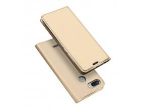 Pouzdro pro Xiaomi Redmi 6 - DuxDucis, SkinPro Gold