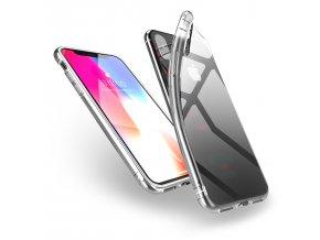 Ochranný kryt pro iPhone XS / X - DuxDucis, Light Transparent