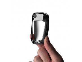 Pouzdro pro autoklíč - DuxDucis, Audi A1/A2/A3/Q2/Q3/S3