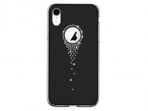 Ochranný kryt pro iPhone XR - Comma, AngelTears Black