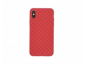 Ochranný kryt pro iPhone XS / X - Devia, Yison Red