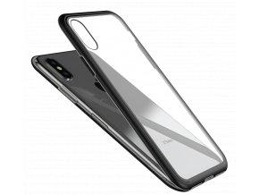 Ochranný kryt pro iPhone XS / X - Devia, Attract Magnetic